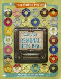 Joes Whitburn Presents Joel Whitburn Presents Cash Box Regional Hits 1956