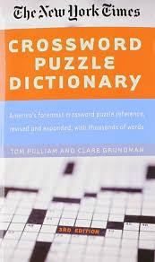 crossword puzzle dictionary pdf andrew swanfeldt paperback book hd precondition clue solving aid 6th edition 960