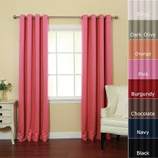 Target Bedroom Curtains Hot Pink Curtains Target