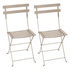 Fermob <b>Bistro</b> Metal <b>chair</b>, <b>2 pcs</b>, nutmeg | Finnish Design Shop