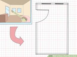 how to draw a floor plan. Image Titled Draw A Floor Plan To Scale Step 5 How N