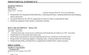 House Cleaning Resume Sample House Cleaning Resume Sample Samples Home Templates Job Cleaner 16