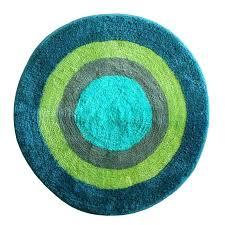 round bathroom mats and rugs half circle bath rug gray round spa black cool plush bath