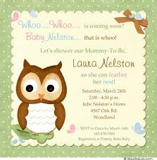 Owl Themed Baby Shower Invitations  MarialonghiComOwl Baby Shower Invitations For Boy