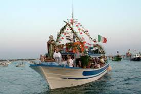 Festa di Santa Cesarea a Porto Cesareo