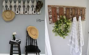 Stylish Coat Rack Rustic Wood Coat Racks 100 DIY Stylish Ideas 94