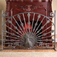 decorative art deco fireplace screen 528 95