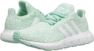 Adidas Swift Run Light Blue Shoes Adidas Originals Baby Swift Running Shoe Clear Mint White