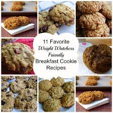 ellie krieger s breakfast cookies recipe cookie recipes brownie recipes for weight watchers breakfast cookies breakfast recipes and