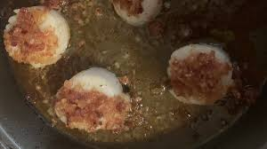 Honey Glazed Scallops Recipe
