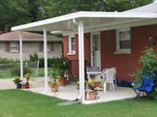 aluminum patio cover kit. Delighful Aluminum 20u0027 X 24u0027 Free Standing Flat Pan Aluminum 023 Patio Inside Cover Kit O