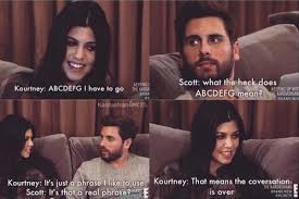 Kardashian Quotes Inspiration 48 Kourtney Kardashian Quotes That Prove She's Low Key Savage