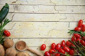 Kitchen Garden Foods On A Farmer Kitchen Garden Images Stock Pictures Royalty Free
