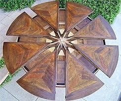 enchanting expanding round table plans pdf woodwork round dining expandable round dining table plans diy expandable expandable round dining table