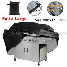 heavy duty extra large bbq cover <b>outdoor waterproof barbecue</b> grill ...