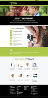 Findlay Web Design Medical Website Theme Built Using Wordpress Website Design