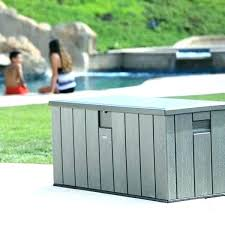 large outdoor storage bins outdoor storage containers large outdoor storage box rough cut textured gallon outdoor