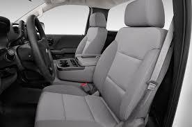2015 Chevrolet Silverado 2500HD Front Seats Interior Photo ...