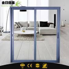 cost effective modern design aluminium sliding door window tint