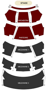 Dolby Theatre Los Angeles Ca Seating Chart Stage Los