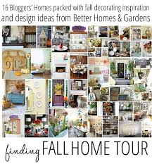 Fall Decorating Ideas   Finding Fall Home Tours Wrap Up