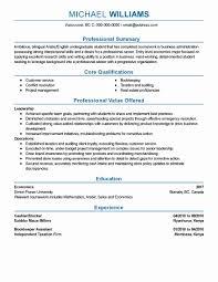 Resume Format 2017 Inspirational 51 Unique Stocker Resume Sample