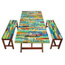 eco chic furniture. Buoy Crazy Dining Set Eco Chic Furniture I