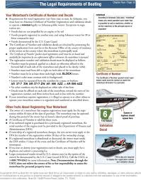 The - Pdf Boating Legal Of Requirements