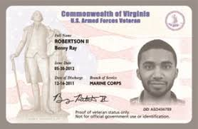 Id Veterans How Card To A Get