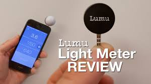Lumu Light Meter App Lumu Light Meter Unboxing Review Iphone Light Meter