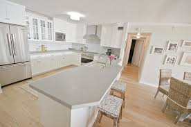 kitchen counter close up. Photo 3 Of 12 Close Up Redington Condo Kitchen With 2\\ ( Light Grey Countertops #3) Counter R