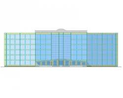 Купить дипломный Проект № Гостинично офисный центр в г  Проект №1 94 Гостинично офисный центр в г Тольятти