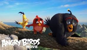angry birds leads the box office weekend but civil war still wins