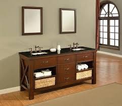 bathroom vanities mission style perfect craftsman vanity with mirrors .