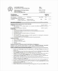 Entry Level Chemical Engineering Resume Samples Lovely Research