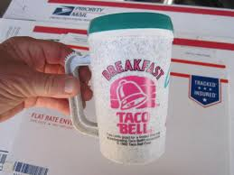 Find detailed business information such as news, financials taco bell corp., a subsidiary of yum! Vintage Taco Bell Breakfast Java Jump Start Coffee Mug 1992 Excellent Shape 1918937191