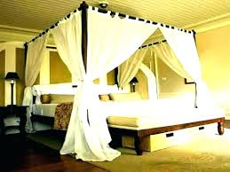 Drapes Over Bed Canopy Bed Drapes For Sale Canopy Bed Drapes For ...