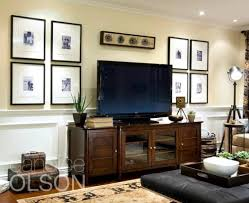 living room decorating ideas tv wall favorable decor living room stands wall decor ideas on
