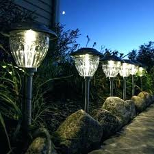 pathway lights solar pathway lights ideas solar pathway lights or stainless steel warm white solar path