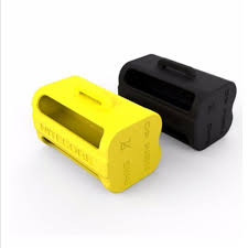 Nitecore18650 Battery case Portable <b>Nitecore NBM40 Silicon case</b> ...
