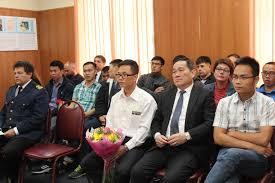 Морском университете состоялась первая защита кандидатской  В Морском университете состоялась первая защита кандидатской диссертации аспиранта из Вьетнама