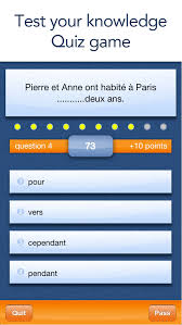 screenshot 5 for ispeak french interactive conversation course learn to speak with voary