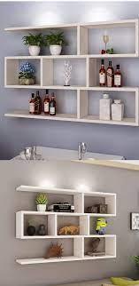 wall hanging wall bookshelf storage