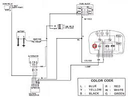 tech wiki alternator wiring datsun 1200 club early 1200