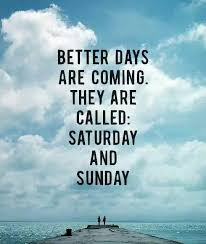 Weekend Quotes Adorable Some Funny Weekend Quotes WorthvieW