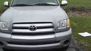 2003 Toyota Tundra SR5 Access Cab 4x4: Local 1 Owner, V6 - YouTube