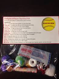 softball team gift ideas 9 splendid survival kit i gave these out to teammates after the