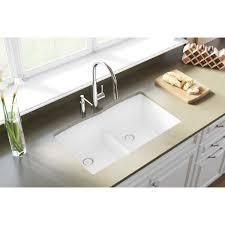 Elkay Quartz Classic 33 L X 19 W Double Basin Undermount Kitchen