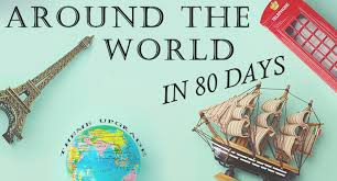 the world in days clipart around the world in 80 days clipart