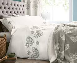 Next Home Bedroom Buy Fairisle Heart Embroidered Bed Set From The Next Uk Online
